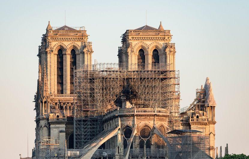 Incendie de Notre Dame de Paris: Le ministère rappelle «l'urgence» d'éviter un effondrement