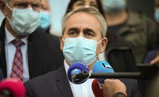 Xavier Bertrand, président divers droite des Hauts-de-France.