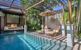 La demande de logement avec piscine explose (illustration)