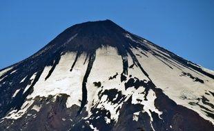 Le volcan Villarica, au Chili.