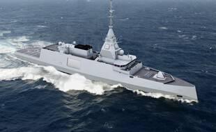 La future frégate Belharra de Naval Group va être vendue à la Grèce.