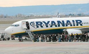 Ryanair est menacée de se voir confisquer quatre avions.