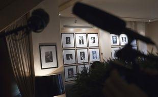 Portraits de prix Goncourt chez Drouant (illustration)