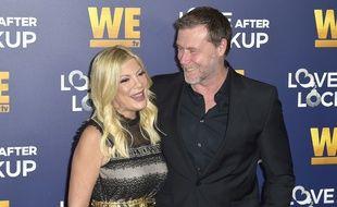 L'actrice Tori Spelling et son mari Dean McDermott