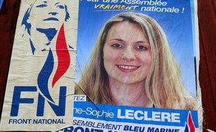 Une photo d'Anne-Sophie Leclere, tête de liste aux municipales 2014 à Rethel.