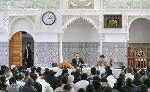 La conférence du théologien suisse, hier à la mosquée Arrahma, était prévue de longue date.