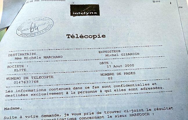 Selon l'agence Intelynx, ce soi-disant rapport sur Omar Harfouch est un faux.