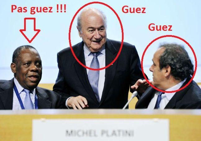 Issa Hayatou a survécu à Blatter et Platini.
