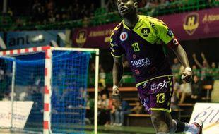 Le capitaine du HBC Nantes, Rock Feliho, disputera la Ligue des champions en 2016-2017.