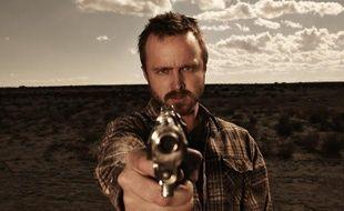 L'acteur Aaron Paul, qui incarne Jesse Pinkman, dans la série «Breaking Bad» (5e saison ici).