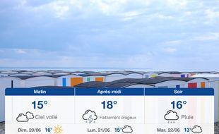 Météo Le Havre: Prévisions du samedi 19 juin 2021