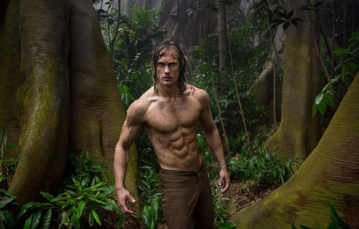 Alexander Skarsgård  dans «Tarzan» – capture d'écran