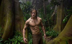 Alexander Skarsgård  dans «Tarzan»