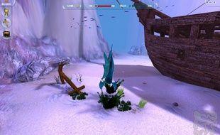 Le jeu Voracy Fish promet d'aider à la rééducation des personnes victimes d'AVC.