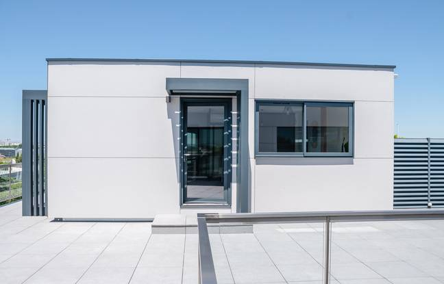 Although still marginal, modular homes appeal to aspiring homeowners with their moderate price, speed of assembly and energy performance.