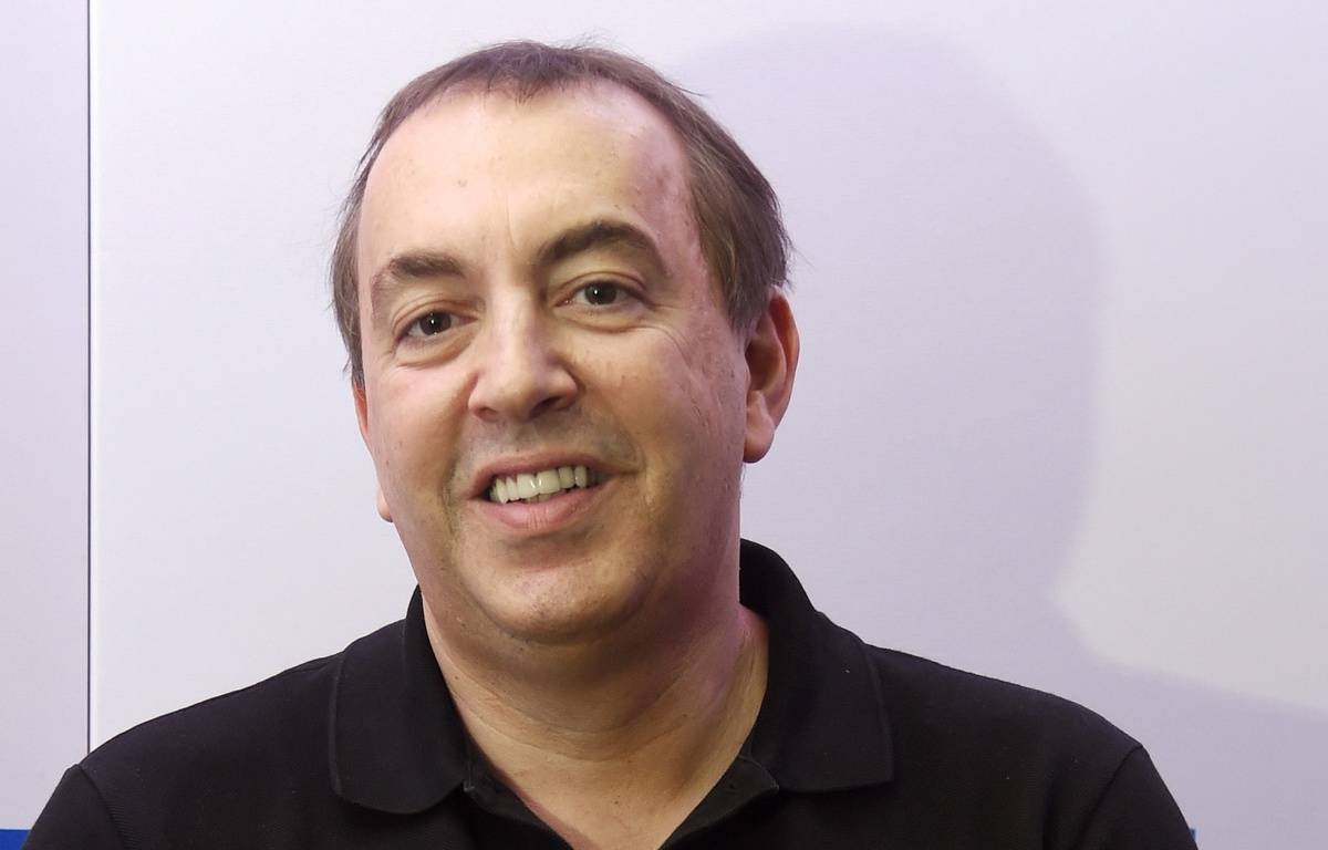Jean-Marc Morandini en mars 2015. – DOMINIQUE FAGET / AFP