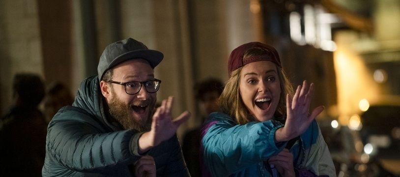 Seth Rogen et Charlize Theron dans Séduis-moi si tu peux de Jonathan Levine