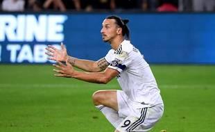 Zlatan Ibrahimovic n'aura jamais remporté de titre avec le LA Galaxy.