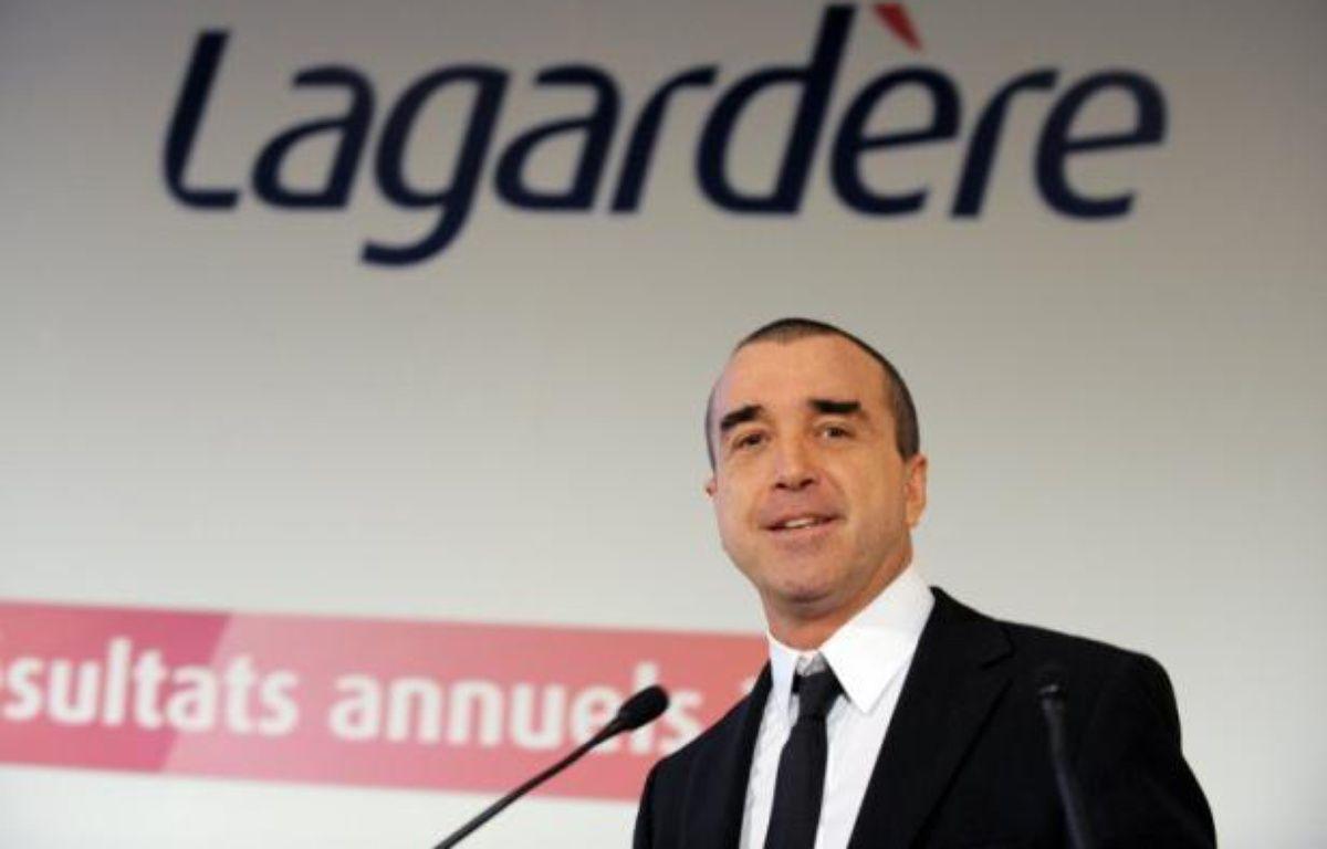 Le groupe de médias Lagardère a confirmé son vif intérêt pour LeGuide.com en relevant mardi le prix de son OPA non sollicitée, lancée le 7 mai, de 24 à 28 euros l'action, ce qui valorise désormais l'éditeur français de guides numériques de shopping à 98,2 millions d'euros. – Eric Piermont afp.com