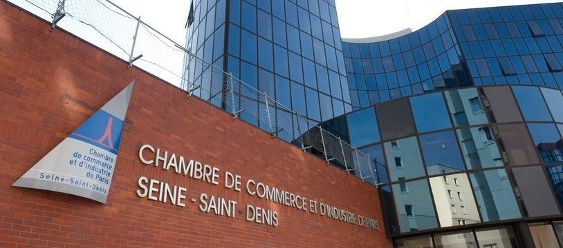 La Chambre de commerce et d'industrie de Bobigny.