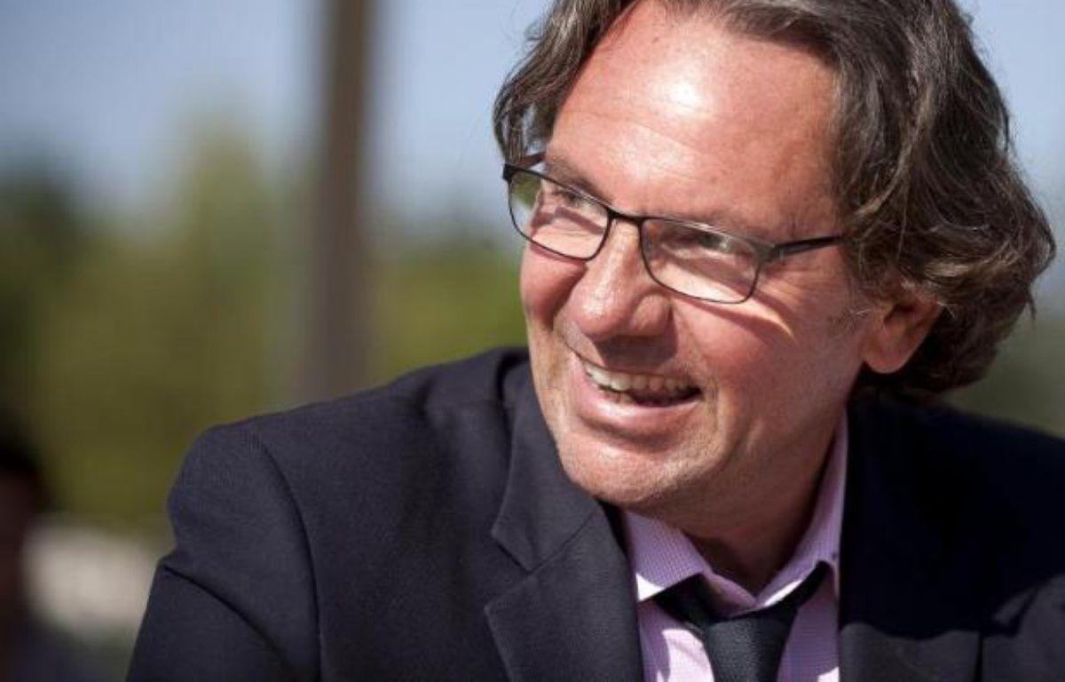 Frédéric Lefebvre, député UMP des Français d'Amérique du Nord, le 7 septembre 2014 à La Baule – Jean-Sébastien Evrard AFP