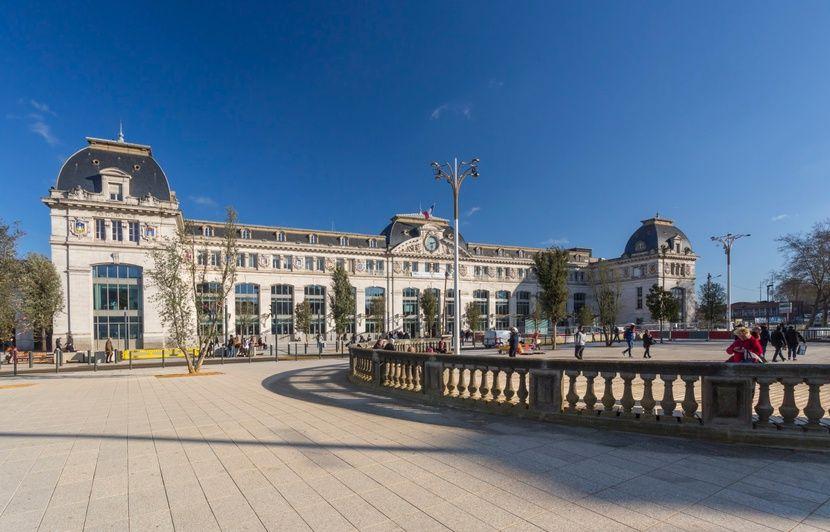 Toulouse : La gare Matabiau offre un nouveau visage, avant son ouverture vers Marengo