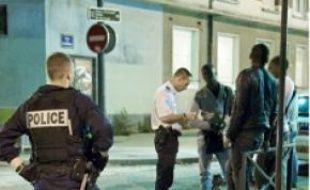 La présence policière a été renforcée dans certains quartiers.