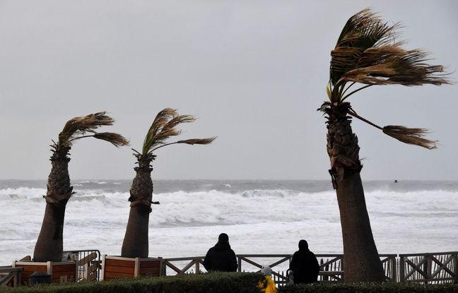 VIDÉO. Tempête Ciara: Les vents violents provoquent un phénomène «extraordinaire» sur une cascade, en Écosse