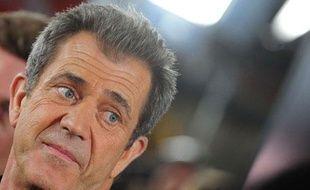 Mel Gibson à Hollywood, le 26 janvier 2010