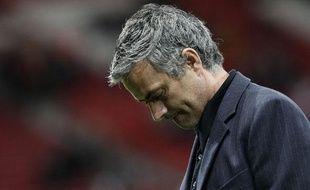 Mercredi 11 mars, Mourinho a passé une sale soirée. Son équipe de l'Inter Milan qui a perdu 2-0 sur le terrain de Manchester United au match retour, est éliminée de la Ligue des Champions.