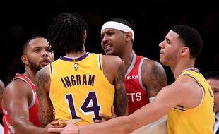 Ingram a été lourdement sanctionné par la NBA.