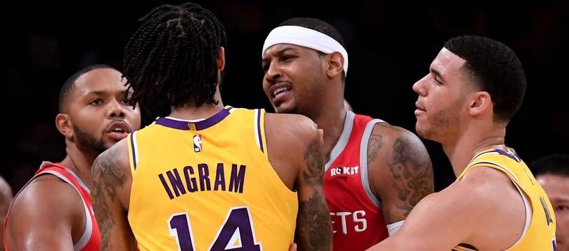 Ingram a été lourdement sanctionné par la NBA.