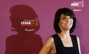 Florence Foresti, maîtresse de cérémonie des César, le 6 février 2016 à Paris