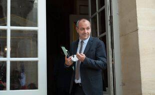 Laurent Berger, le secrétaire général de la CFDT.