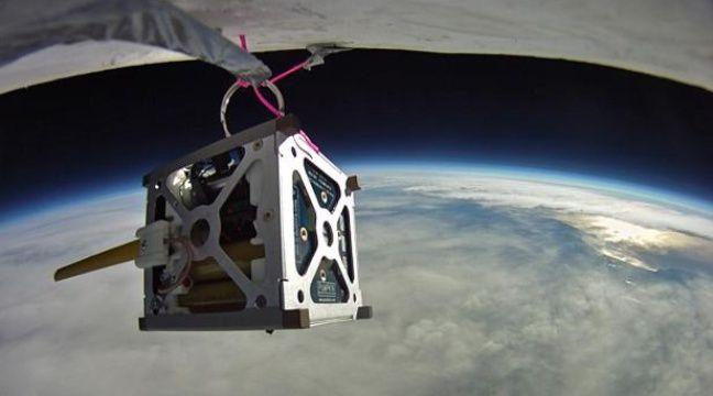 La Nasa teste des smartphones comme satellites low cost