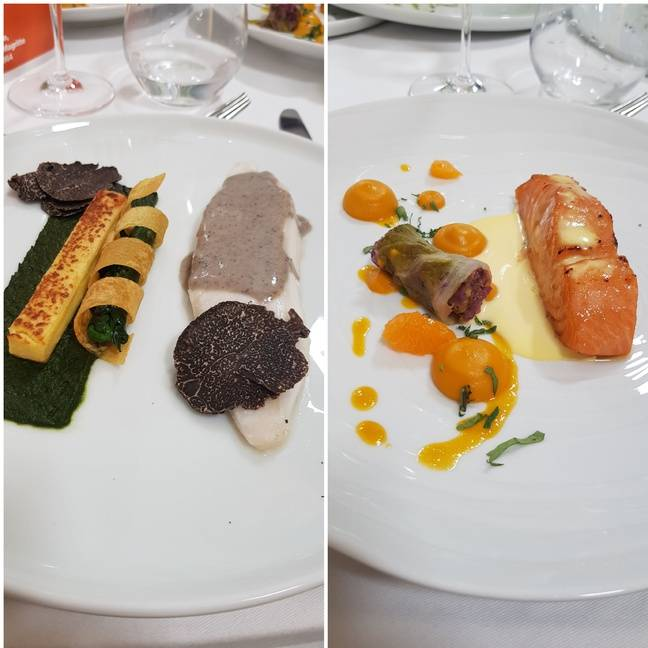 Plats de la finale Top Chef