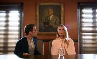 Ben Platt et Gwyneth Paltrow dans «The Politician».