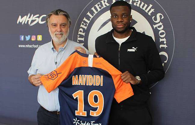 Mercato MHSC: Formé à Arsenal, l'attaquant anglais Stephy Mavididi signe à Montpellier