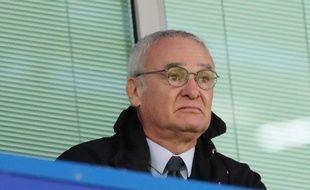 Le nouveau coach du FCN Claudio Ranieri.