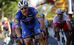 Elia Viviani au Tour de France 2019