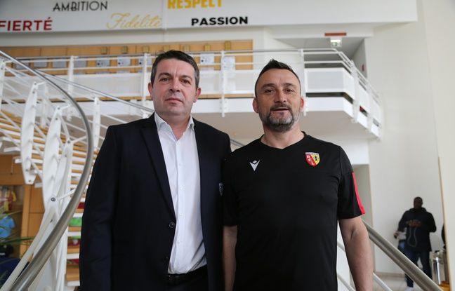 Football: «L'attente du public lensois est énorme pour ce retour en Ligue 1», assure Arnaud Pouille, directeur général du RC Lens