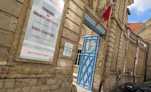 Le tribunal de Saint-Omer.