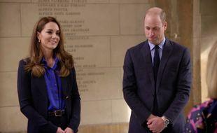 Catherine, duchesse de Cambridge, et le prince William