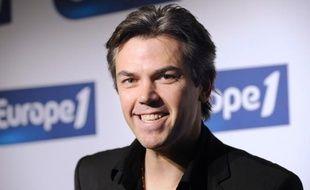 Le journaliste Aymeric Caron le 31 août 2009.