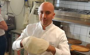 MamaMia, la pizzeria de Jordan Tomas a été désignée meilleure pizzeria de France.