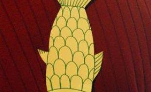 Photo d'ilustration d'un poisson d'avril.