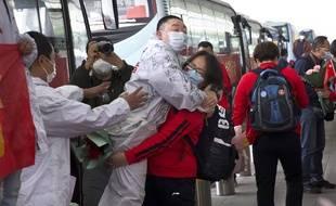 Retrouvailles à Wuhan