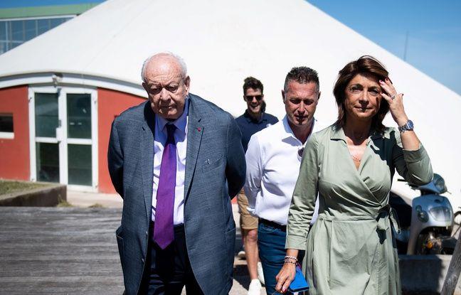 Municipales 2020 à Marseille: Jean-Claude Gaudin «choqué» par la «méchanceté» de la gauche à l'égard de Martine Vassal (LR)