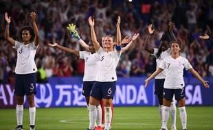 Les Bleues ont remporté le huitième de finale de la Coupe du monde féminine de football.