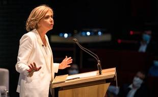 Valérie Pécresse, présidente sortante de la région Ile-de-France et candidate à sa réélection.